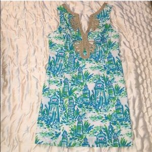 NWOT Lilly Pulitzer shift dress